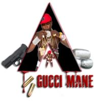 Gucci Mane by xJav