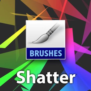 Shatter PS Brush by dinmoney