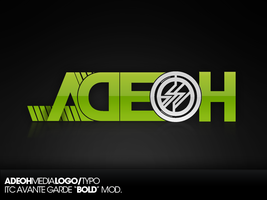 ADEOH.MEDIA _ TYPO by messinmotion