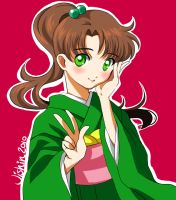 Sailor Jupiter by Jishin