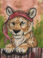 ACEO trade with Flyncior by Sutorippu
