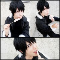 Delicious Izaya by Smexy-Boy