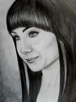 Ksenia Solo/ Kenzie finished by Hazeleyes1990