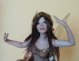 Wind Fairy ooak 07 by Rosen-Garden