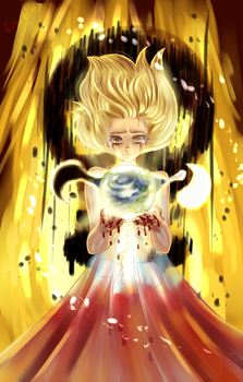 Mother of all Gods by Lin-elle