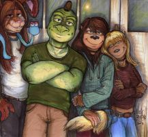 Group Shot by Phraggle