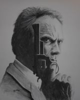 Clint Eastwood by Eddyfying