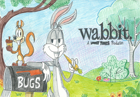 Wabbit, with Bugs and Squeaks, coming on CN US!! by FelixToonimeFanX360