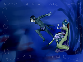 .:Call on his Pawn:. by Brixyfire