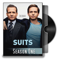 Suits Season 1 Folder Icon by enfieldkay