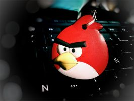 There's a Bird in my keyboard... by vyanka