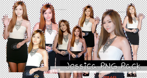 SNSD Jessica - Demin F/W Event PNG Pack by snsdloverrr