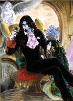 The Count by ClAyMoRe--MiRiA