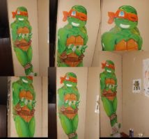 Mikey .:Art Wall:. by draw4you1995