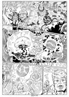 GAL 32 - The Hollow Earth Saga - part 4 - p04 by martin-mystere