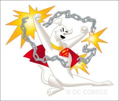 Krypto-02 by johnbeatty