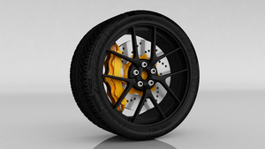 Ferrari Rims by bewsii
