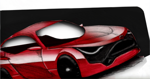 CD Concept red by FCD94