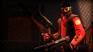 {SFM} The Professional Sniper by UniTheLucario