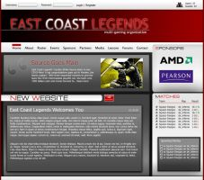 East Coast Legeneds WIP by squizzi