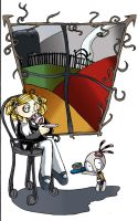 Lenore Teatime by ZOE-Productions