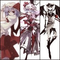 Remilia Scarlet All by Noir-Black-Shooter
