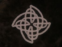 Celtic Knot by White-Hand