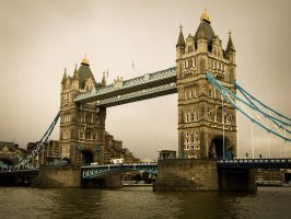88. Tower Bridge by littleconfusion