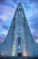 Hallgrimskirkja by PatiMakowska
