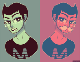 Markiplier by SoulKillur