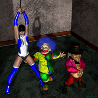 Evil Carnies 03 by LordSnot