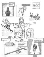 The Lord's Prayer by SamwiseTheAwesome