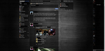 Black Transparent Facebook Style by xeXpanderx