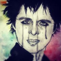 Billie Joe Armstrong by beneaththespinlight