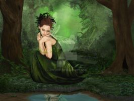 The Looking Glass by Gflady