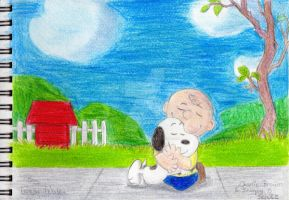 Who Loves Ya, Charlie Brown? by AnimationFanatic