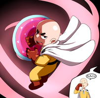 One Punch Steven 2 by AngeliccMadness