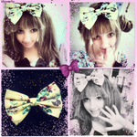 My kawaii bow YAY by vlower