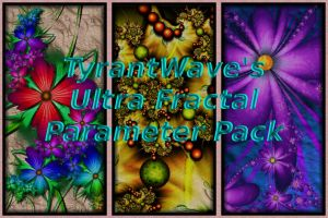 Ultra Fractal 5 Parameter Pack by TyrantWave