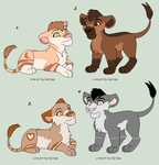 ADOPT 8 :OPEN!: by MayAdopts