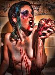 Your Blood is Delicious by ZombieMistress