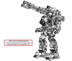 second mecha fail submission by Ugmo299