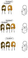 Facebook by waggish-flair