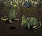 Village Rats by RaunchyOpposition