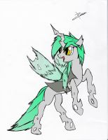 Xeirla the Changeling (color) by Xeirla
