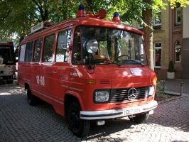 Mercedes - Benz Fire Engine Celle by Goldfever27