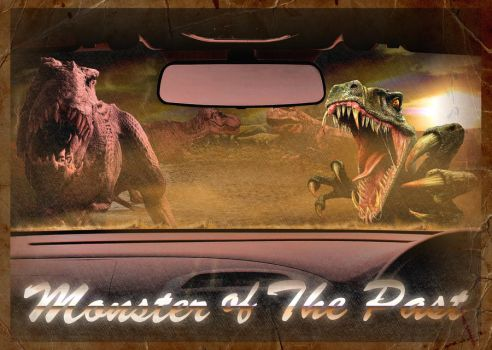 Monster of The Past by Rezake