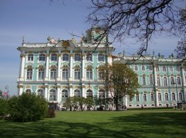The Winter Palace by NorroenDyrd