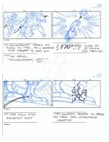 Avengers Storyboards, Pgs 10-11 by johntrumbull