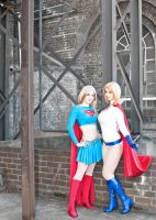 Super girls by Nendotan